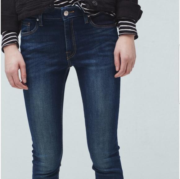 Mango Denim - MANGO Skinny Tattoo Jeans with zip